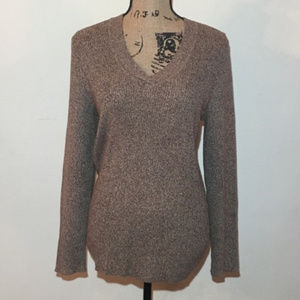 White Stag Speckled Sweater